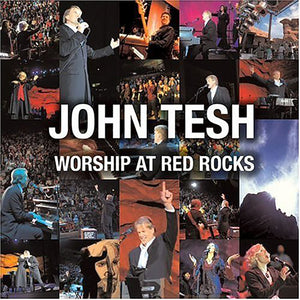 Worship at Red Rocks (CD)