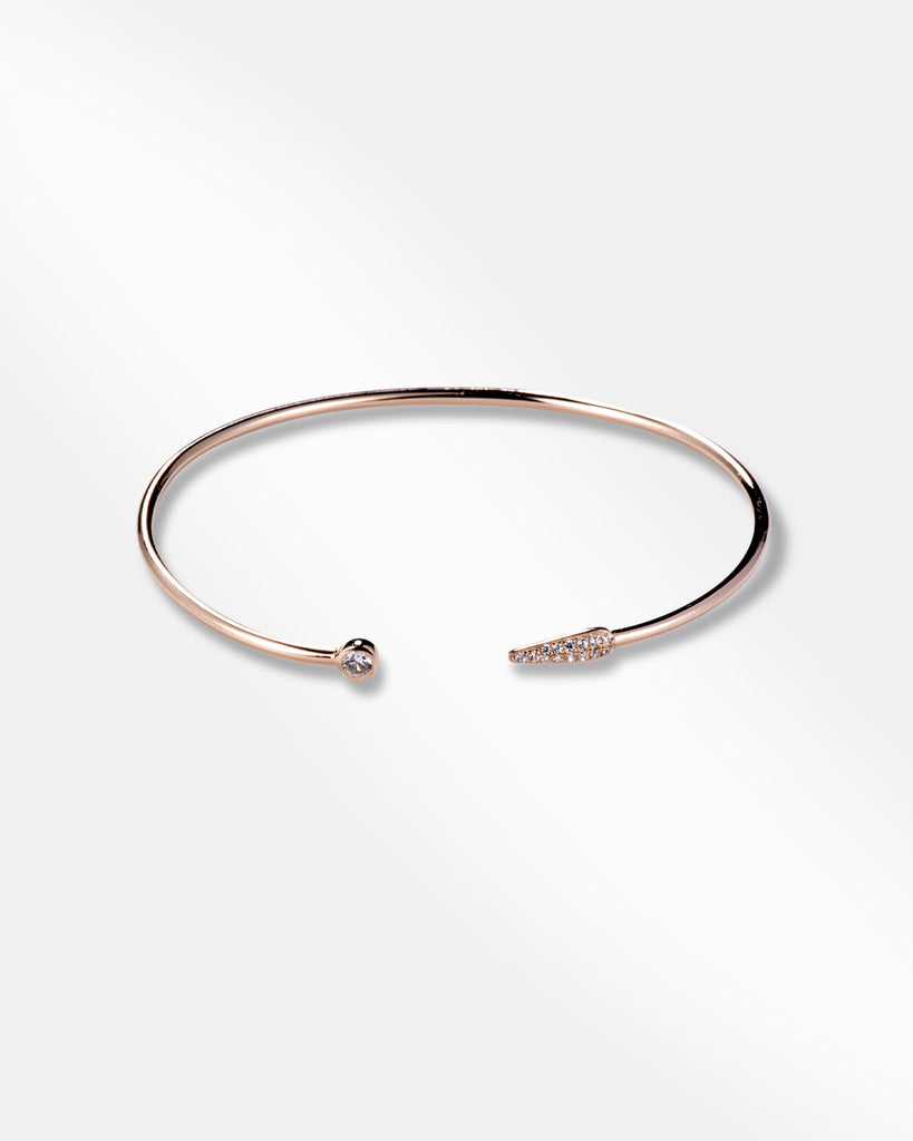ALEXANDRIA WIRE BANGLE