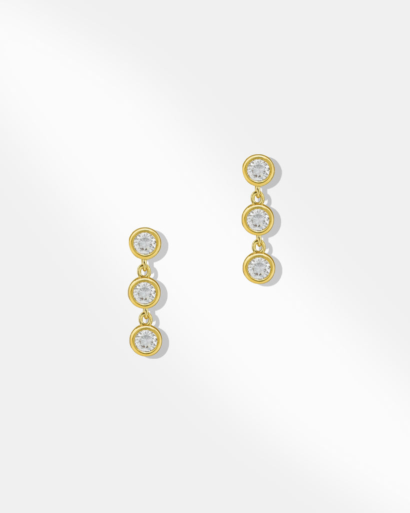 Belle Drop Earring