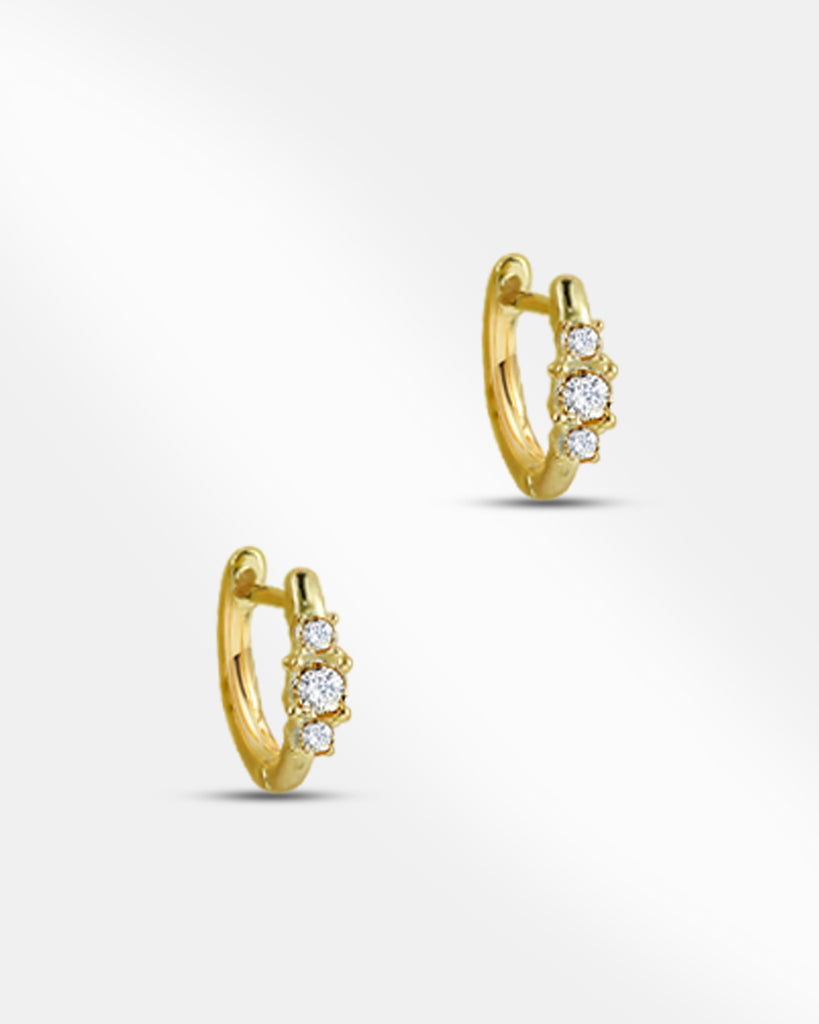 Hera Hoop Earrings