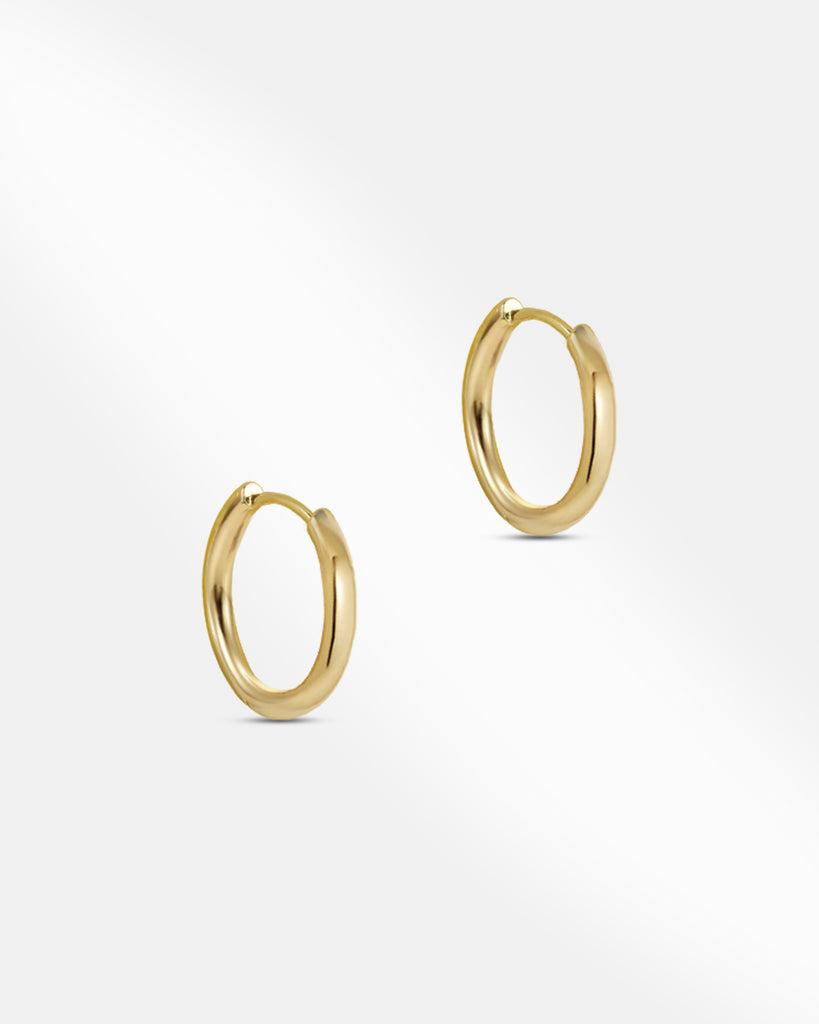 Kerri Huggie Hoop Earrings