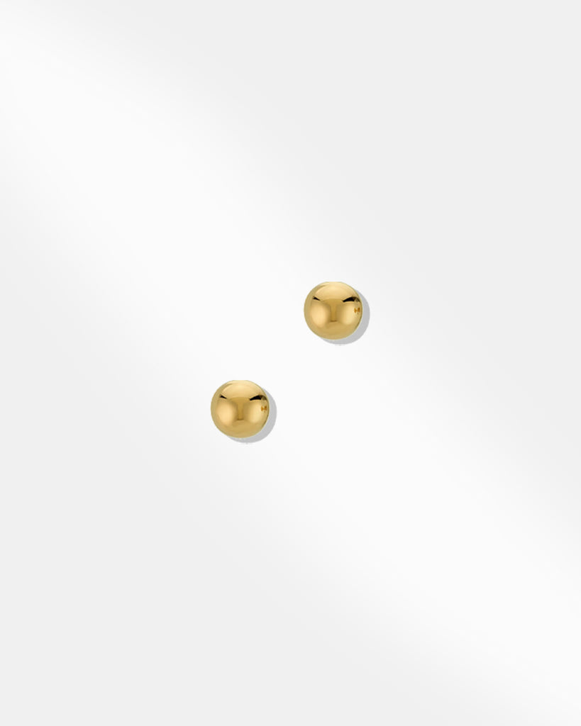 Ball Stud Earrings 2