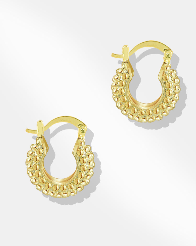 Mara Hoop Earrings