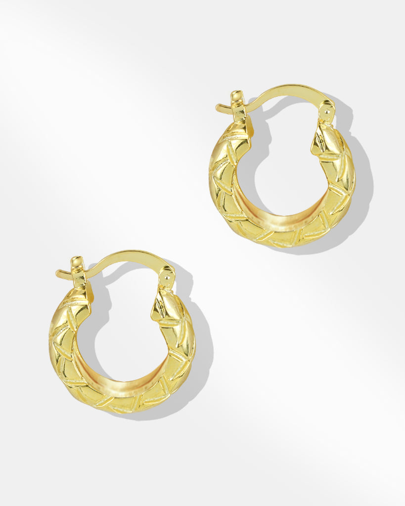Tammy Hoop Earrings