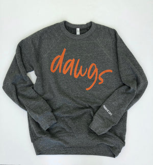 Dawgs Triblend Sweatshirt