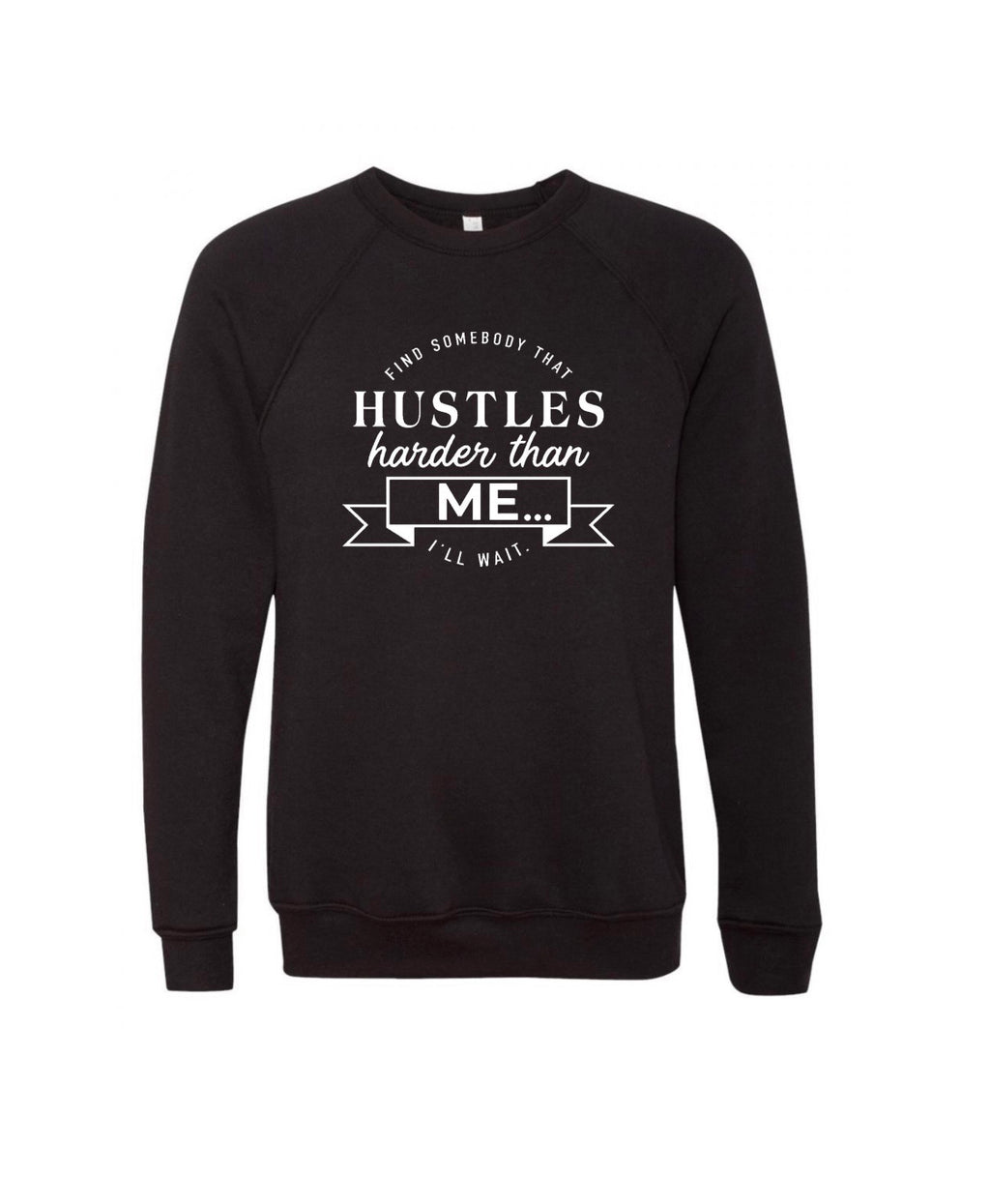 Hustle Harder by MadLoveTees x djscrilla