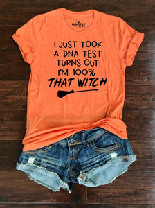 That Witch Tee