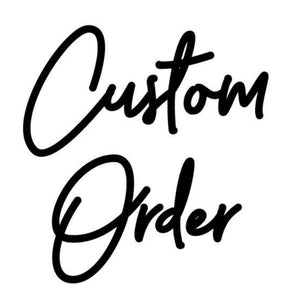 Custom order for Jen Learning Ladder