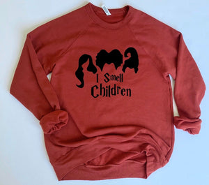 I smell children Sweatshirt