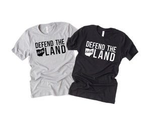 Defend The Land tee