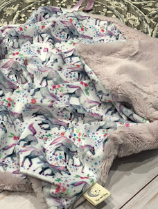 Unicorn Magic Blanket