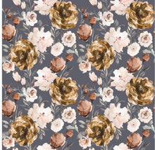 Load image into Gallery viewer, Peonies Harem Romper