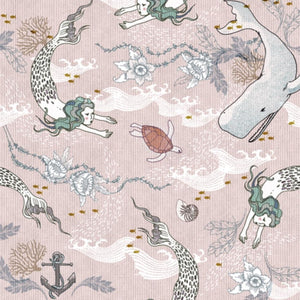 Mermaid Games Pattern