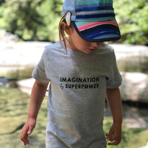 Imagination is my Superpower T-shirt
