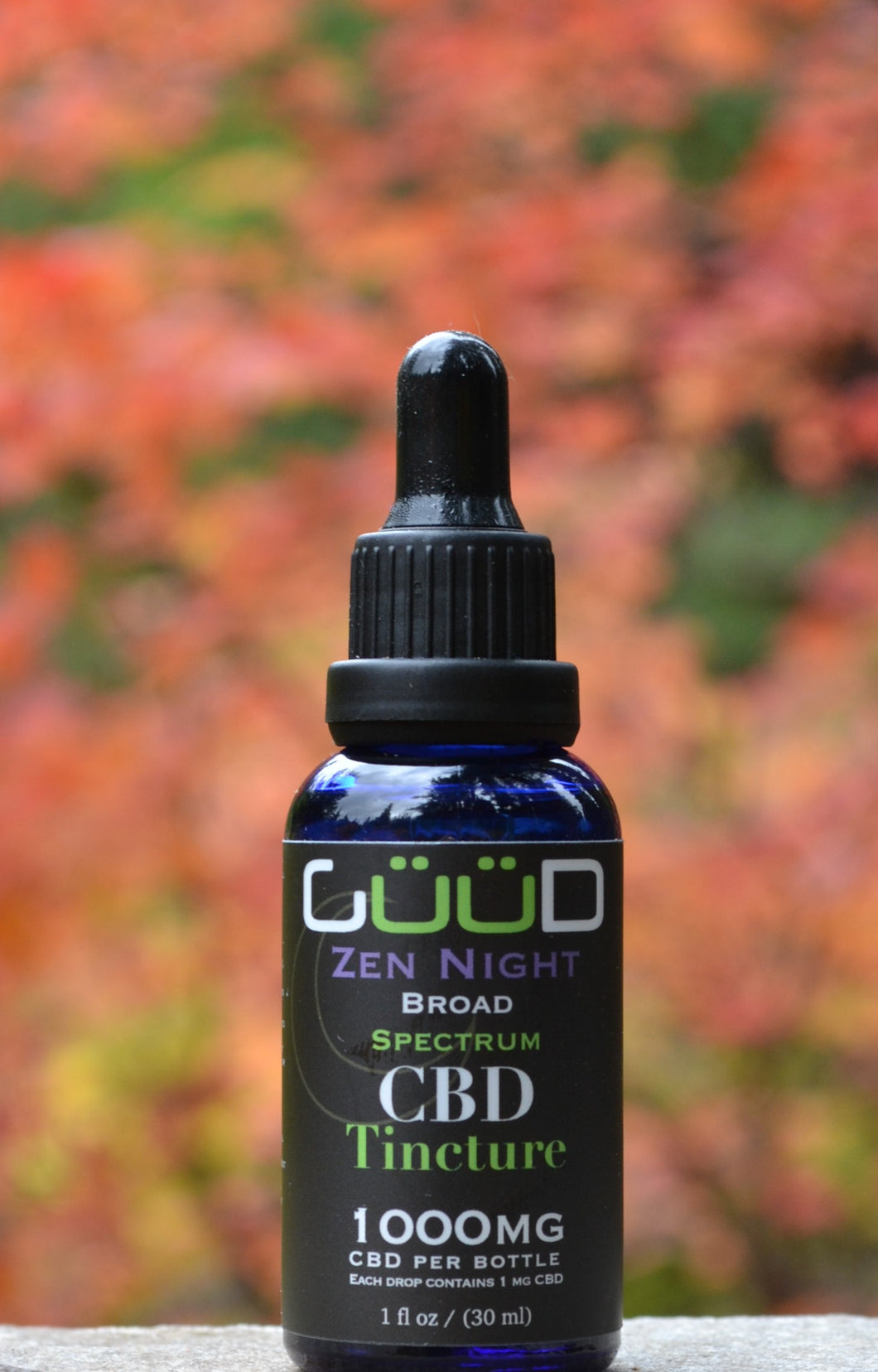 Zen Night CBD Tincture