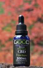 Load image into Gallery viewer, Zen Night CBD Tincture
