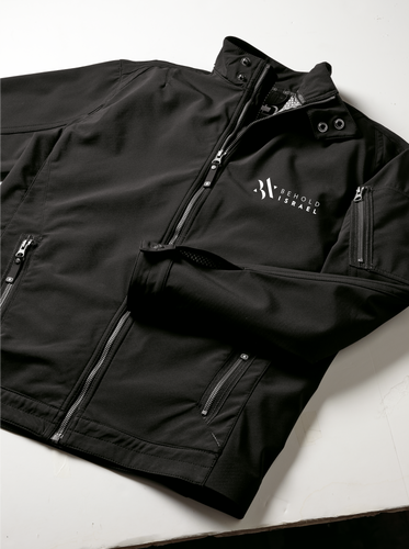 MEN'S JACKET - Full Logo