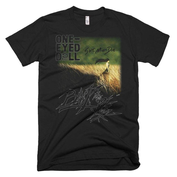 Black In The Rye Shirt - Shirt 50Offsale Autograph Hq Kimberly Freeman Plus Sizes One-Eyed Doll