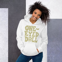 Cream Logo Hoodie - Choose your color - WINTER One-Eyed Doll