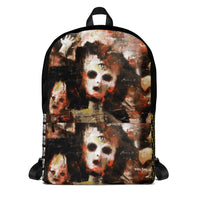 Holier Backpack - Backpack Bag Dropshipped Holier New One-Eyed Doll