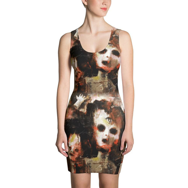 Holier Dress - Xs - Dress Dropshipped Holier New Sale One-Eyed Doll
