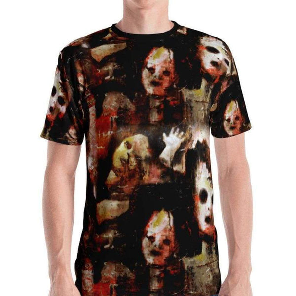 Holier Premium 360 T-Shirt - Xs - 360 Dropshipped Holier New Sale One-Eyed Doll