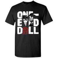 Selfie Logo T-Shirt - Black / S - Dropshipped Featured Shirt Shirts T-Shirt One-Eyed Doll