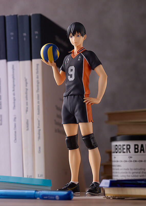 HAIKYU!! TO THE TOP Pop Up Parade Tobio Kageyama *PRE-ORDER September 2021*