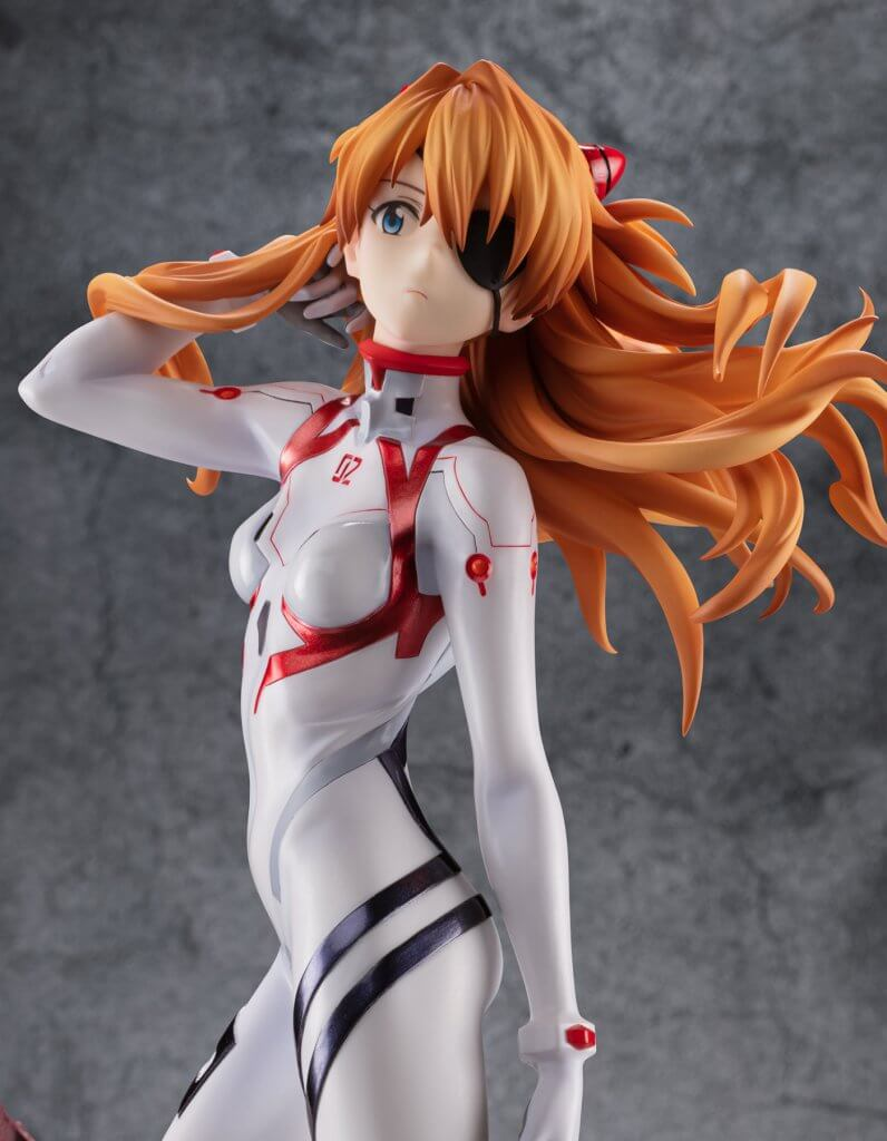 EVANGELION:3.0+1.0 THRICE UPON A TIME Asuka Shikinami Langley [Last mission] *PRE-ORDER February 2022*