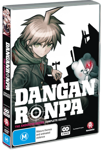 Danganronpa the Animation Complete Series DVD