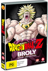Dragon Ball Z: Broly Movie Collection