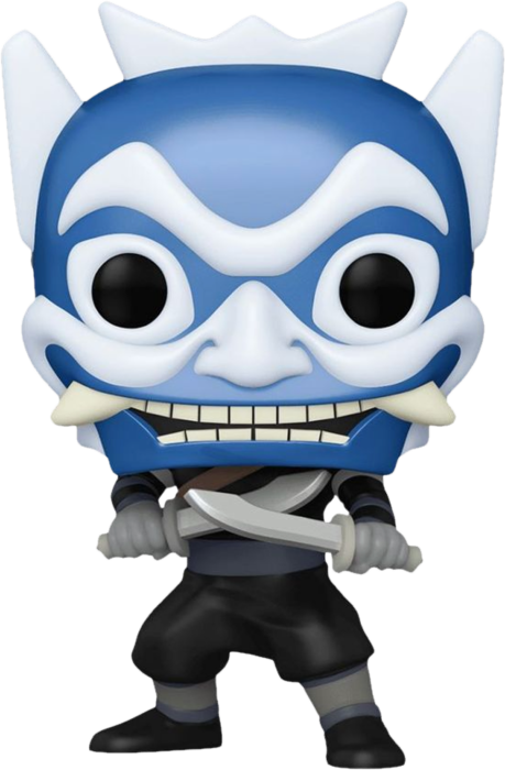 Avatar: The Last Airbender - Zuko Blue Spirit US Exclusive Pop! *PRE-ORDER July 2021*