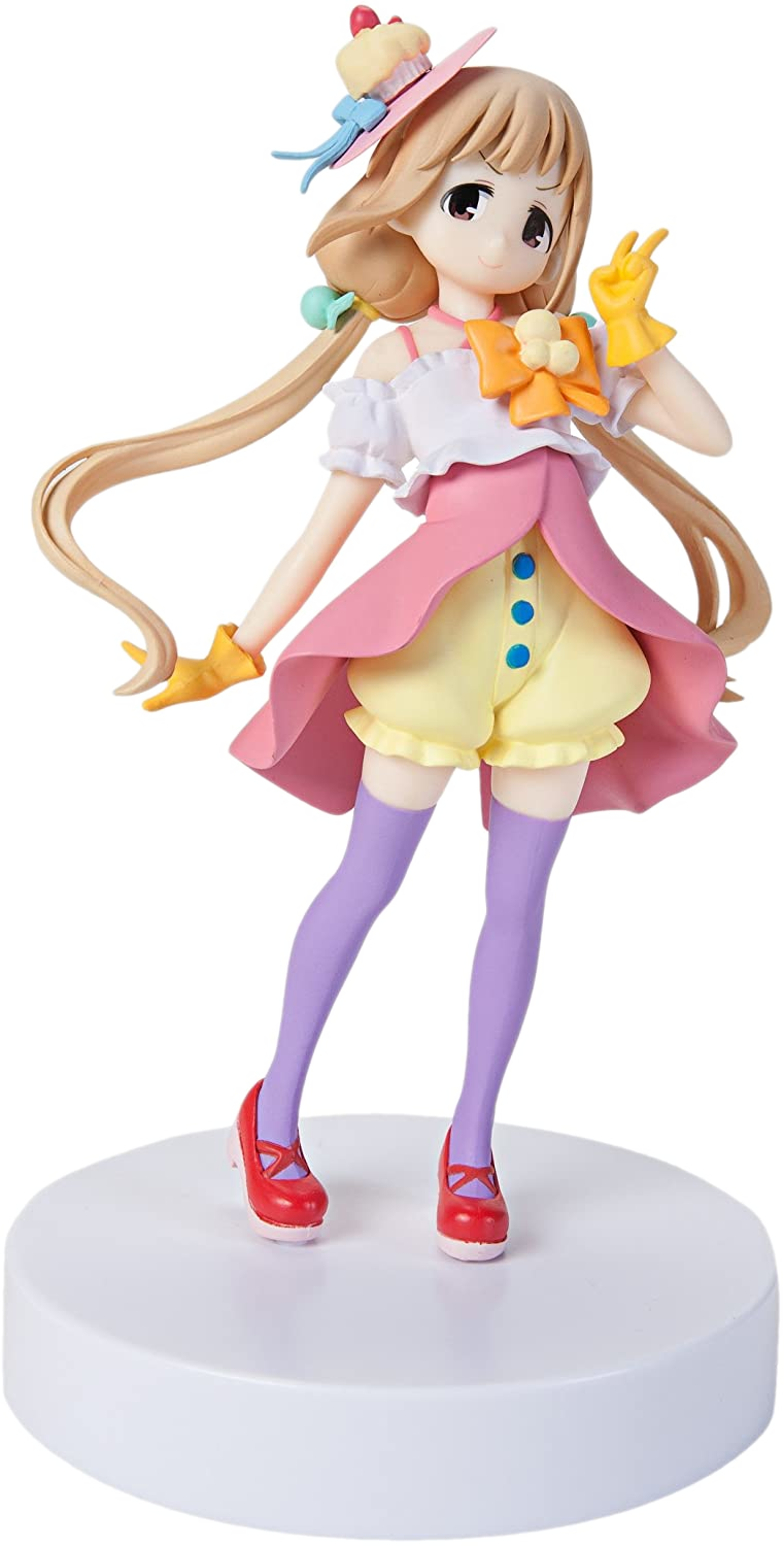 IDOLMASTER - CINDERELLA GIRLS ANZU FUTABA CANDY ISLAND VERSION FIGURE
