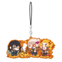 Demon Slayer: Kimetsu no Yaiba Wachatto! Rubber Strap