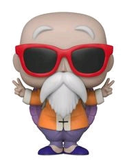 Dragon Ball Z - Master Roshi Peace Sign US Exclusive Pop!