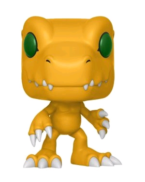 Digimon - Agumon Pop!