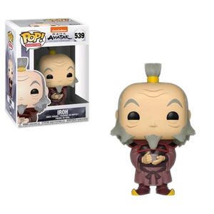 Avatar The Last Airbender - Iroh with Tea Pop!