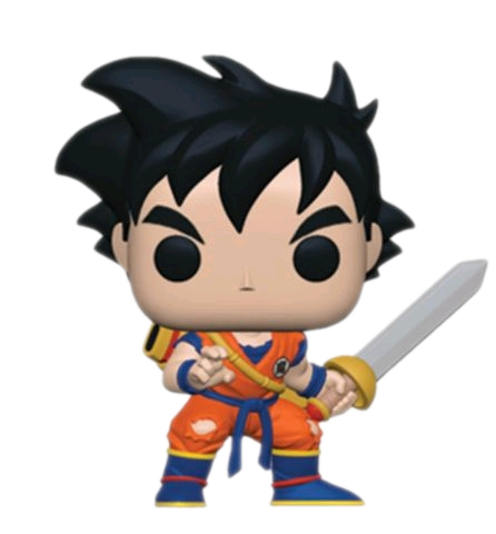 Dragon Ball Z - Young Gohan with Sword US Exclusive Pop!