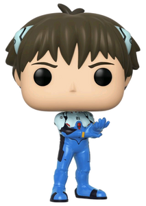 Evangelion - Shinji Ikari Pop!