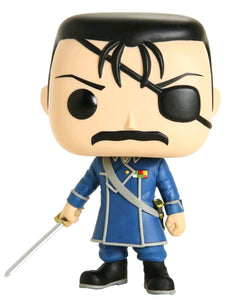 Fullmetal Alchemist - King Bradley US Exclusive Pop!