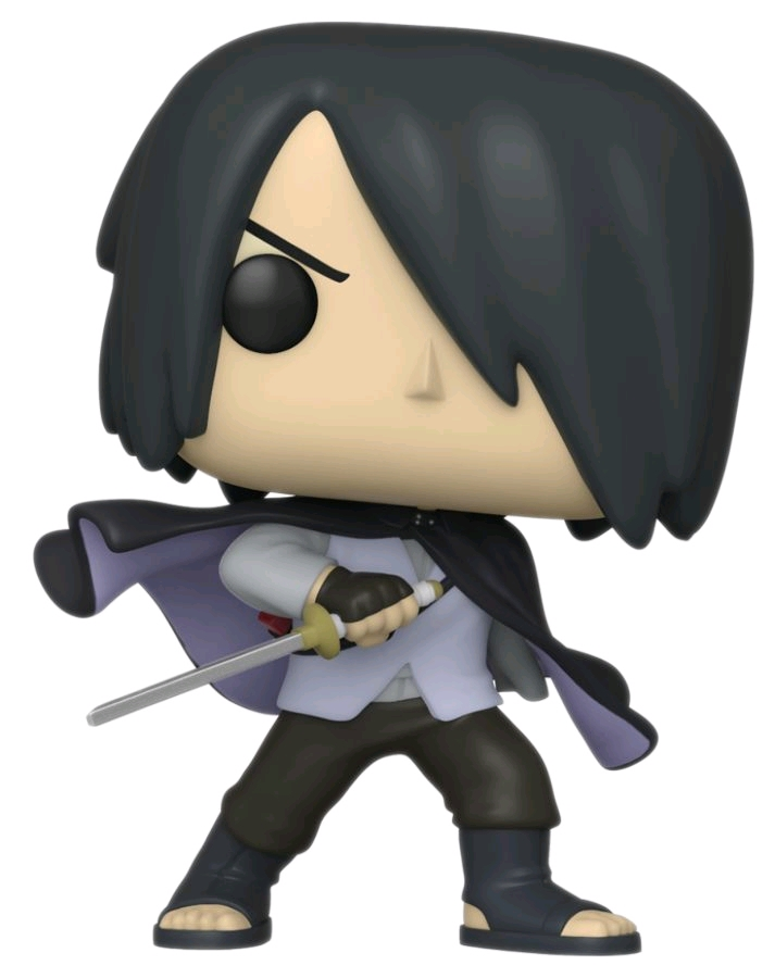 Boruto - Sasuke with cape (No arm) Specialty Store Exclusive Pop!