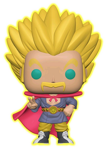 Dragon Ball Super - Super Saiyan Hercule Glow US Exclusive Pop!