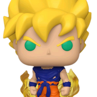 Dragon Ball Z - Goku Super Saiyan First Appearance Pop!