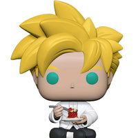 Dragon Ball Z - SS Gohan with Noodles Pop!  *PRE-ORDER April 2021*