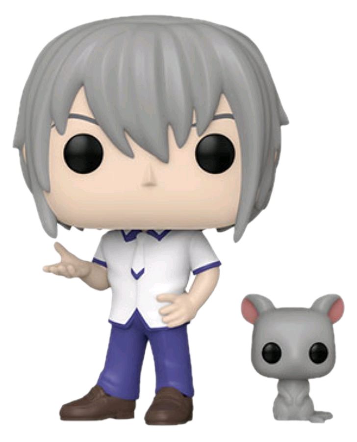 Fruits Basket - Yuki Sohma with Rat Specialty Series Exclusive Pop!