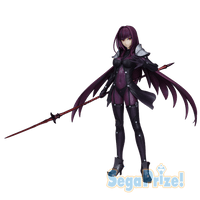 Fate/Extella Link – Scathach SPM Figure