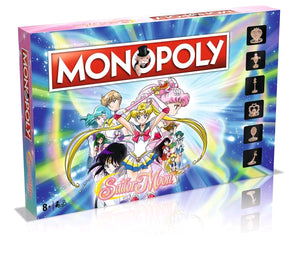 Monopoly - Sailor Moon Edition