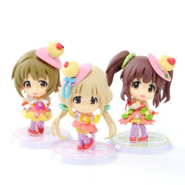 IDOLMASTER - CINDERELLA GIRLS CHIBI KYUN HAPPYX2 DAYS FIGURE ASSORTMENT