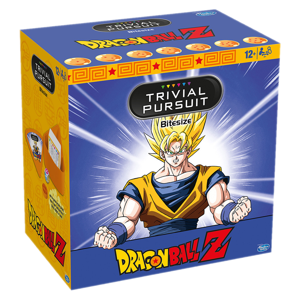 Trivial Pursuit - Dragonball Z Edition