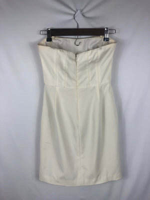 Strapless BCBG Mini Dress W/ Pockets - Size: 0